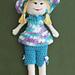 Garden Lily Doll pattern