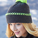 Pop of Neon Hat pattern