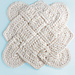 Sailor's Knot Dishcloth pattern
