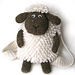 Sheep Backpack pattern