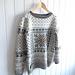 Sporty Rose Sweater pattern