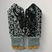 Wolf in sheep's clothing mittens pattern