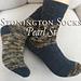 Pearl Street Socks pattern