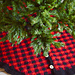 Plaid Tree Skirt pattern