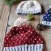 Snowfall Slouchy Hat pattern