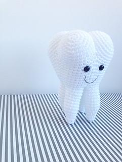 Crochet Tooth Fairy Pillow/ Amigurumi Tooth/ Tooth Fairy   Etsy   320x241