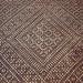 Medallion Square Shawl pattern