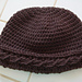 Bro's Cabled Beanie pattern
