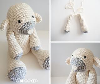 Crochet Sheep / Amigurumi Sheep / Crochet Amigurumi Soft Toy ... | 268x320