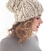 Cabled Tassel Hat pattern