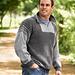 Alpine Zip-Neck Pullover pattern