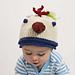 Baby Animal 'Chicken Little' Hat pattern