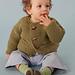 Wee Pocketed Cardigan pattern