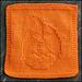 Punkin Dishcloth pattern