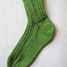 Textured Socks pattern