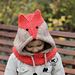 Sly Fox Cowl pattern