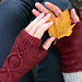 Rosalind mitts pattern