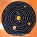 Solar System Blanket pattern