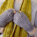 Bay Road Mitts pattern