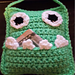 Monster Tooth Pouch pattern