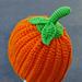 Pumpkin Top Crochet Tutorial pattern
