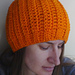 Easy Ribbed Hat Crochet Tutorial pattern