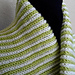 Double Ribbed Spiral Scarf Tutorial pattern
