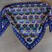 Clematis-shawl pattern