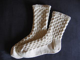 Early Spring socks