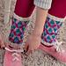 Lively leg warmers pattern