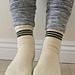 Super Duper Vanilla Sock pattern