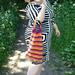 Tee Shirt Market Bag pattern