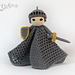 Noble Knight Lovey pattern