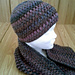 Bobble Hat and Cowl pattern