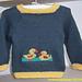 Duck Sweater pattern