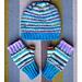 MishMash Mitts & Hat pattern