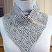Sea of Pearls Scarf pattern