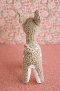 Amigurumi deer pattern.   320x212