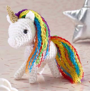 Unicorn Amigurumi crochet - YouTube | 320x319