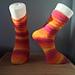 Simply Sweet Toe Up Socks pattern