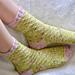 Knotty & Nice Socks pattern