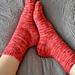 Long Dog Socks pattern
