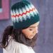 Otte Hat pattern