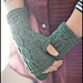 Pike's Mitts pattern