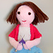 Purla the doll pattern