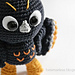Tac the Amigurumi Owl pattern