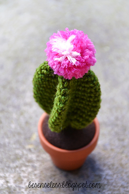 PATTERN- Large Crocheted Cactus Garden with 7 different patterns ... | 640x427