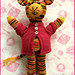 Miss Gelato Giraffe pattern