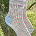 Incantation Socks pattern