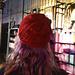 Raspberry Swirl Hat pattern